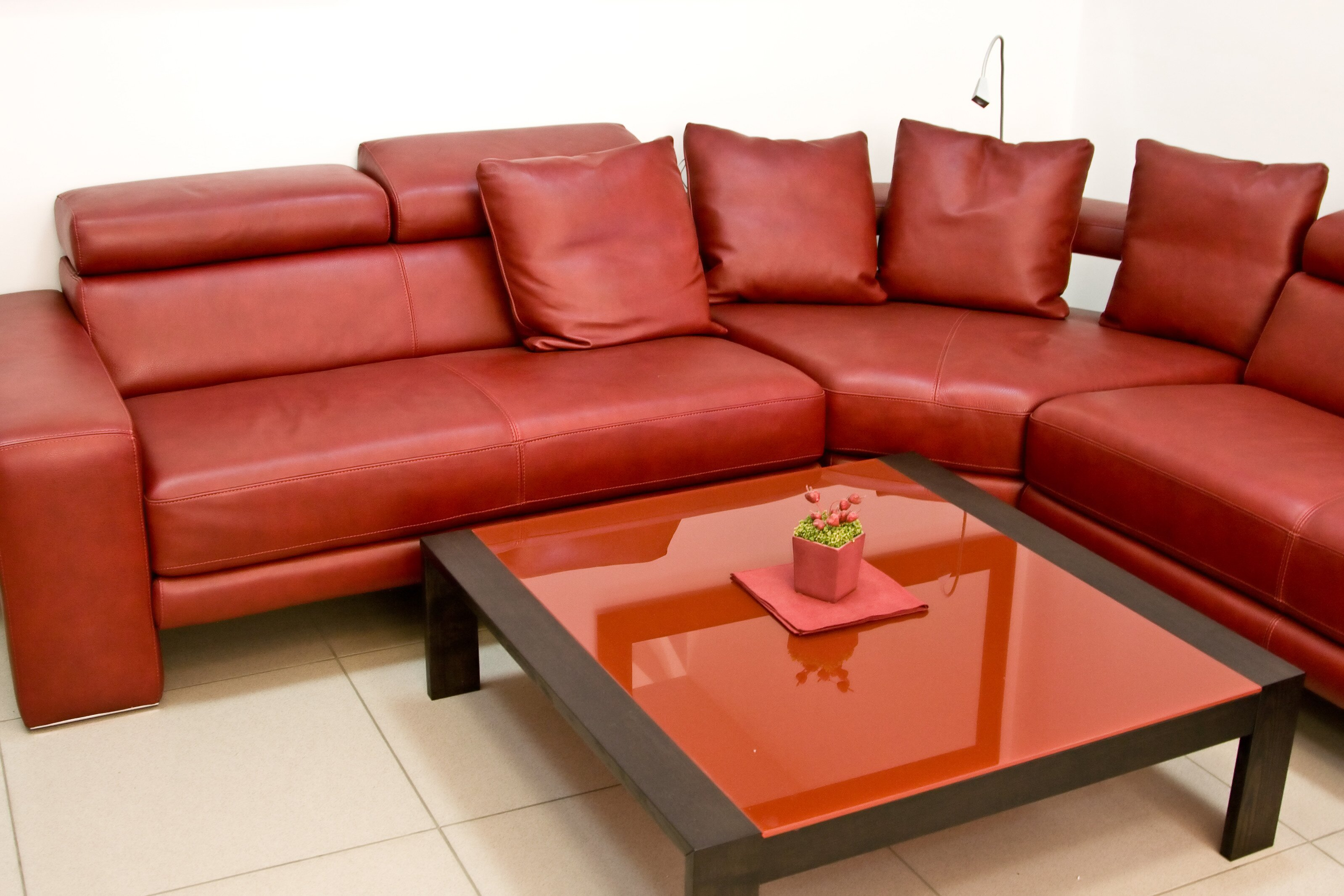 Brown Sectional Couch | Red Sectional Sofa | Red Sectional Sofas