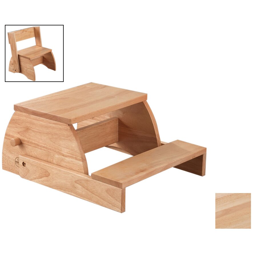 Step Stool Kitchen Wood