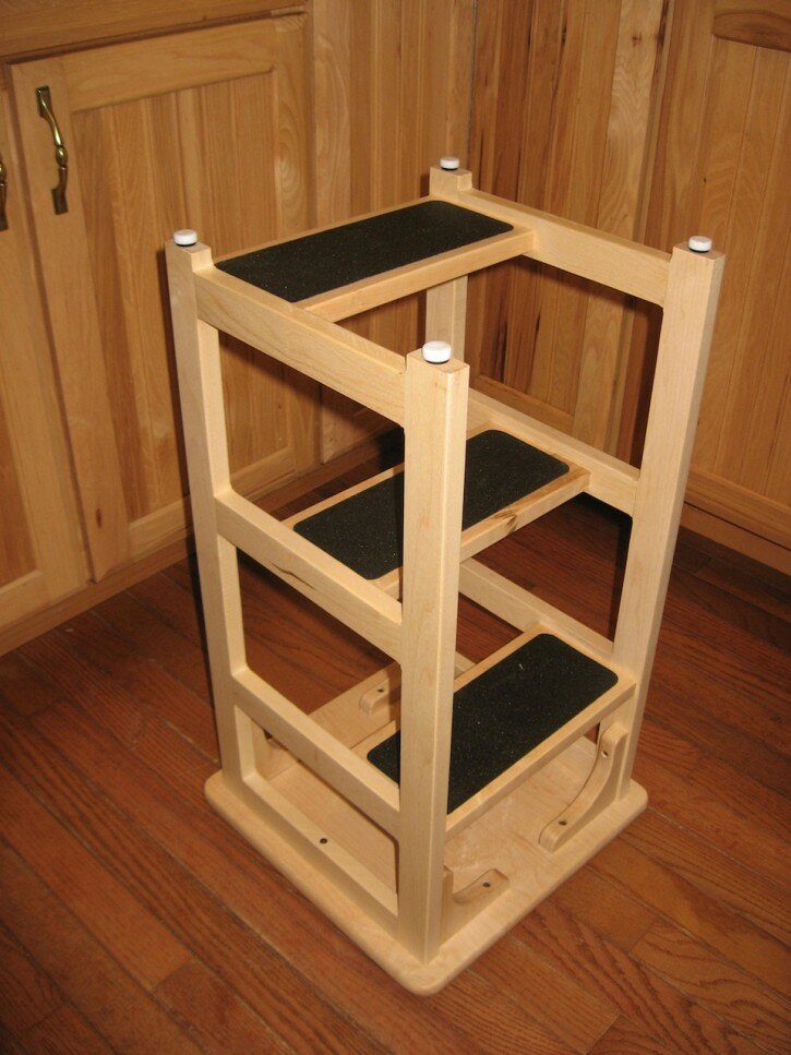 Heavy Duty Step Stool | Lowes Step Stool | Step Ladders At Walmart