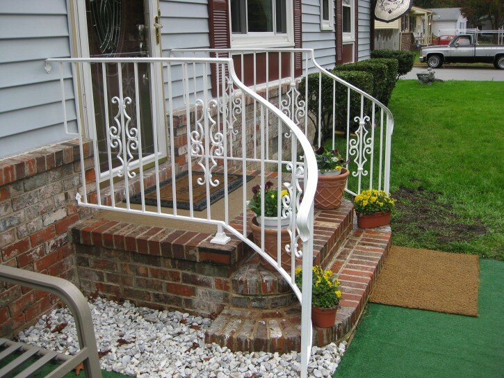 Lowes Balusters | Lowes Wrought Iron Railings | Rod Iron Railing Spindles