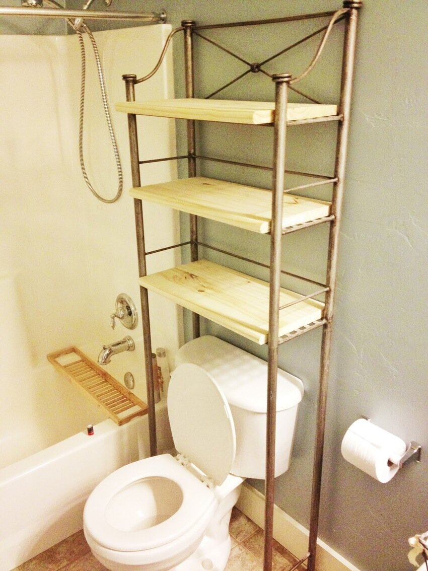 Bathroom Etageres | Space Savers For Bathroom | Toilet Etagere