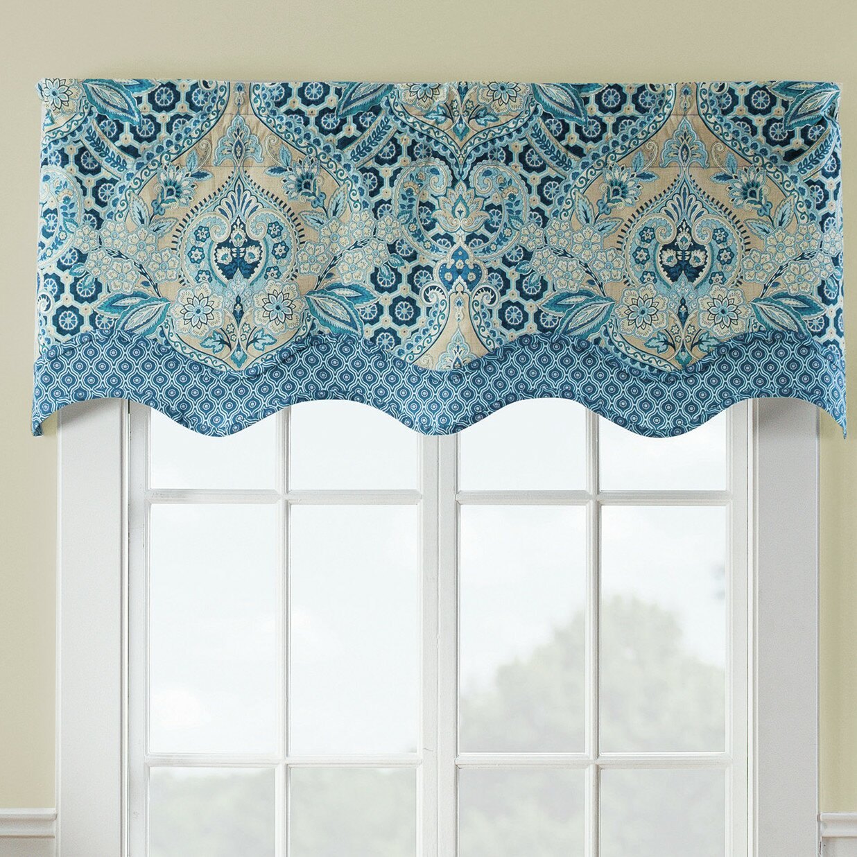 Curtain Valances For Bedrooms