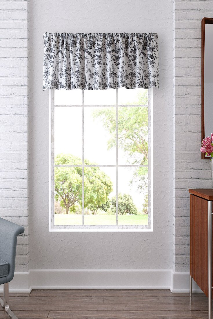 Beautiful Valances | Living Room Valances | Window Valance Ideas Living Room