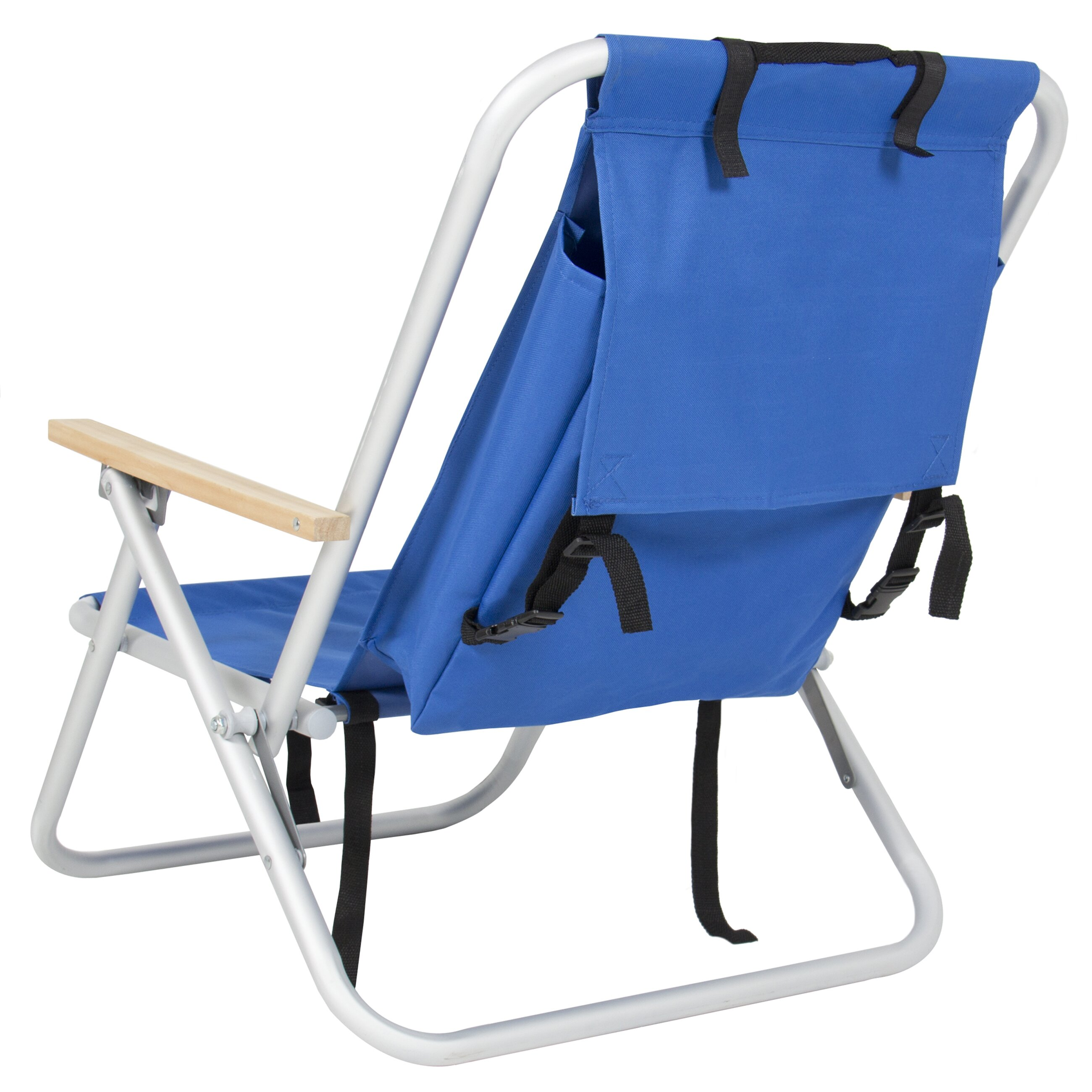 Collapsible Beach Chair | Tri Fold Beach Chair | Small Folding Beach Chairs
