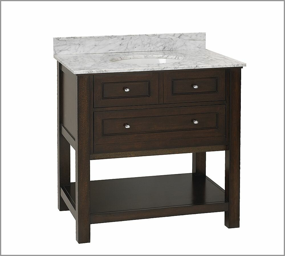 Country Bathroom Vanity | Vanity Pottery Barn | Pottery Barn Vanity