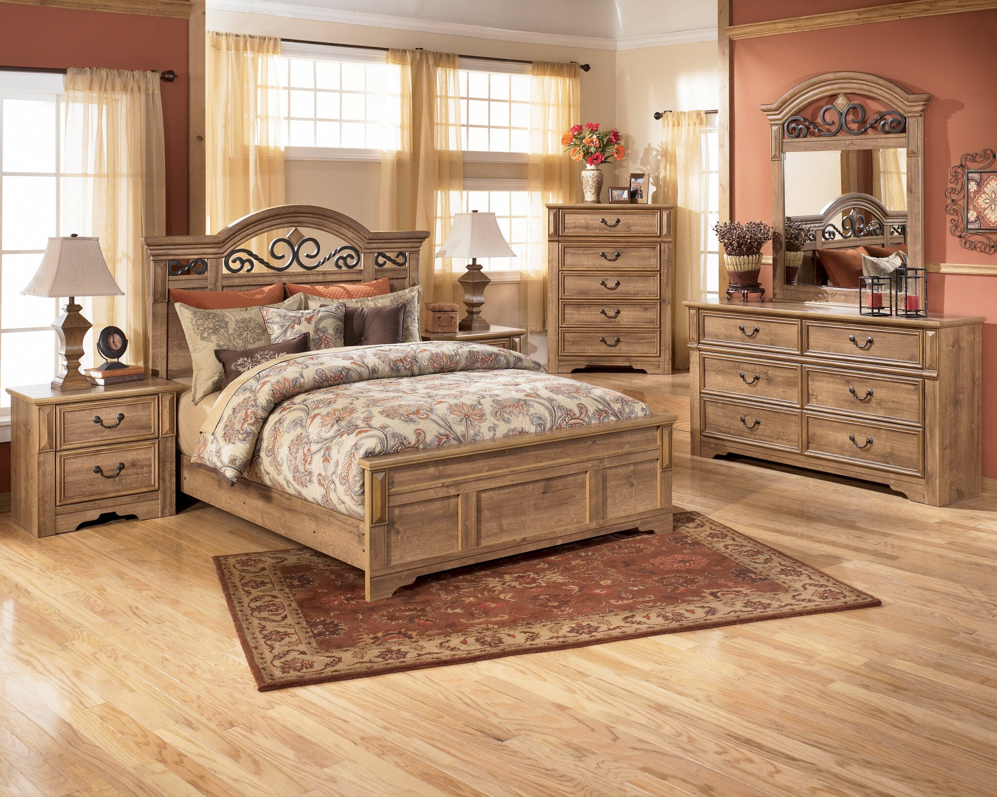 Bedroom Set Restoration Hardware