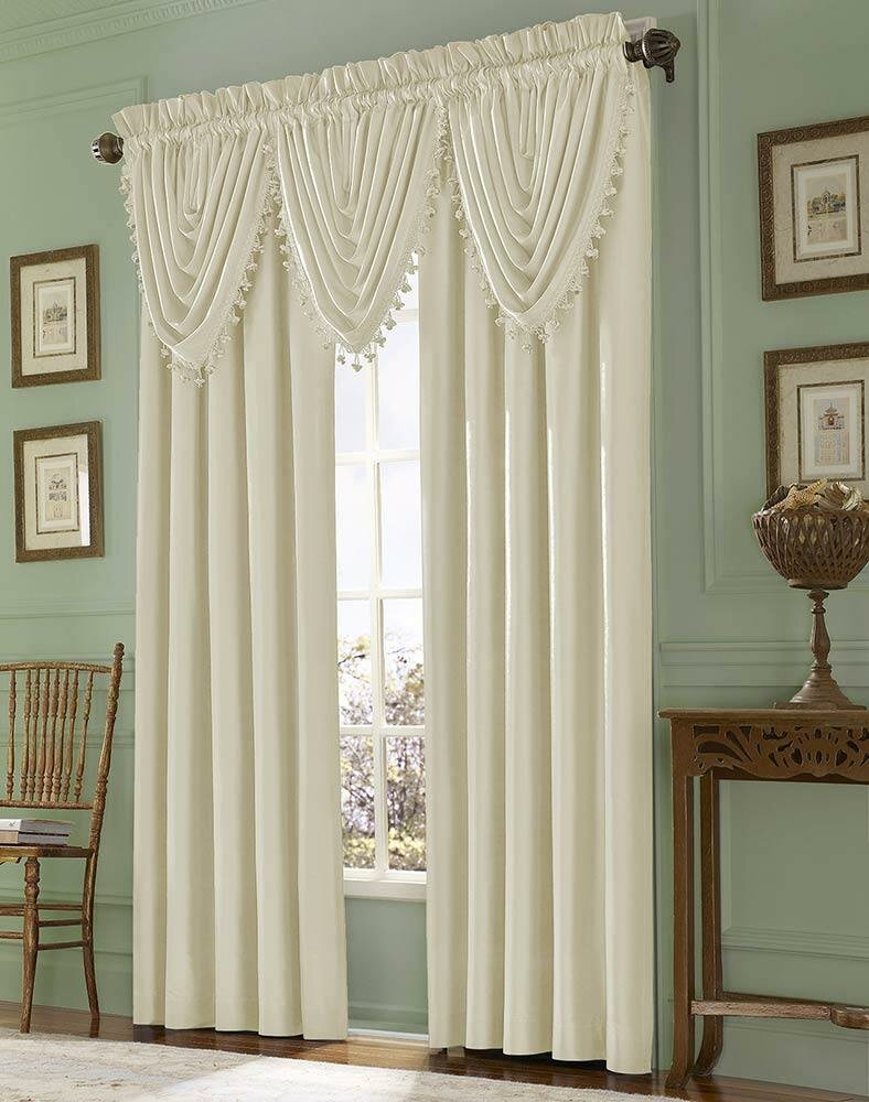 Curtain Valance Ideas Living Room | Living Room Valances | Dining Room Valances