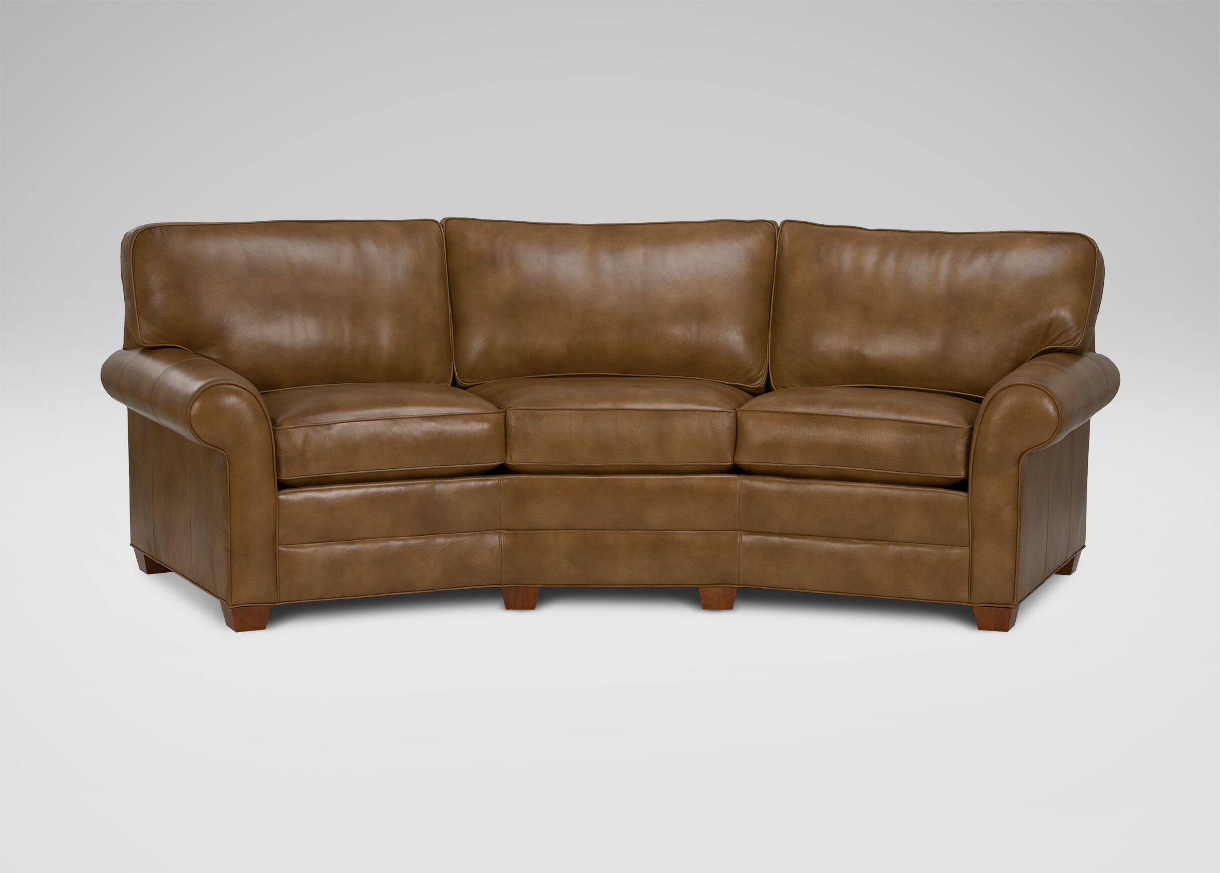 Ethan Allen Leather Couch | Ethan Allen Prices | Quality of Ethan Allen Furniture