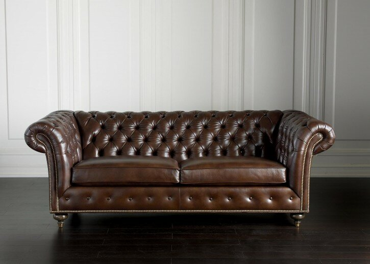 Ethan Allen Leather Sectionals | Ethan Allen Leather Couch | Quality Of Ethan Allen Furniture