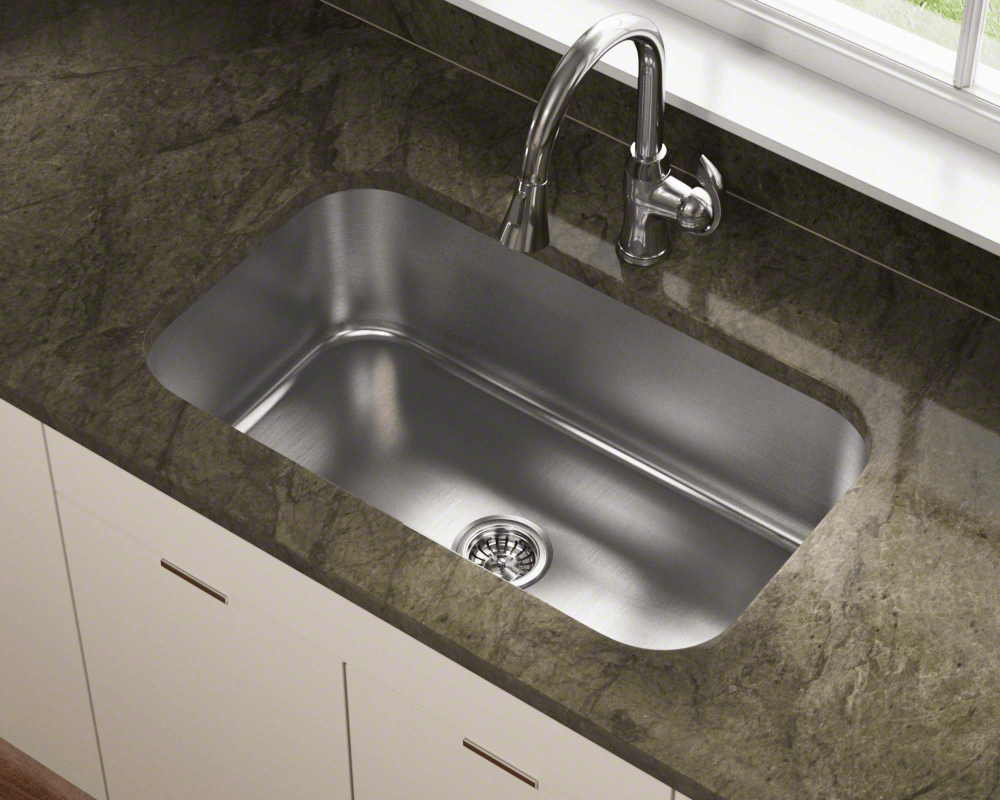 Farmhouse Stainless Steel Kitchen Sink Sinks One Bowl