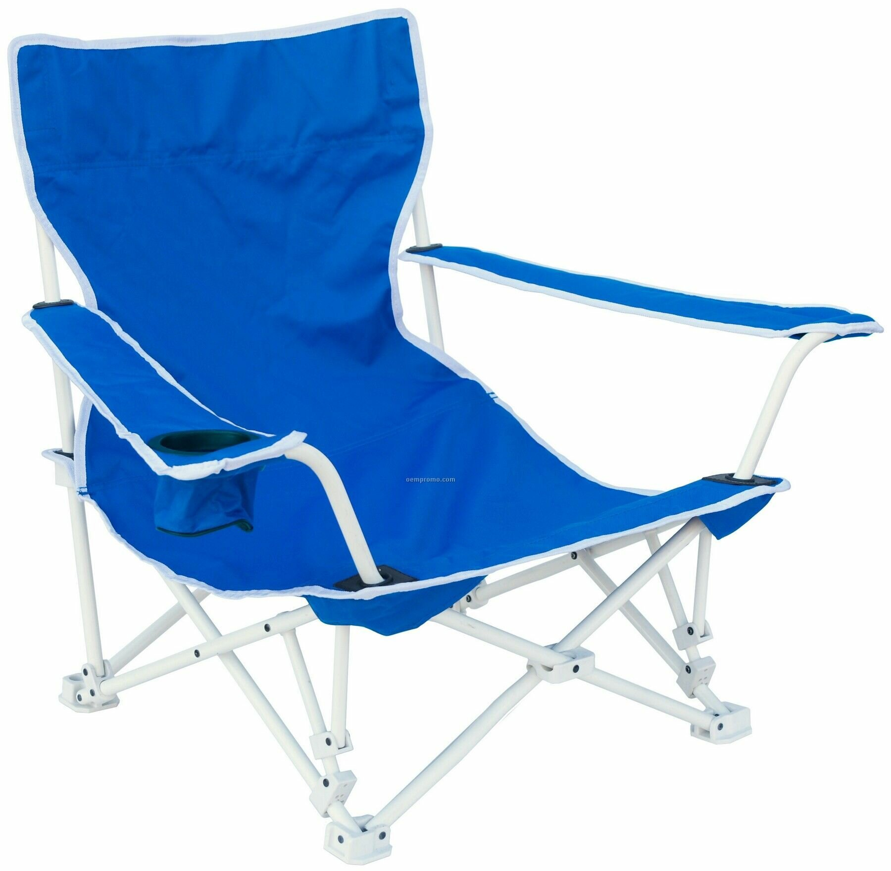 Folding Beach Lounge | Tri Fold Beach Chair | Beach Chairs with Backpack Straps