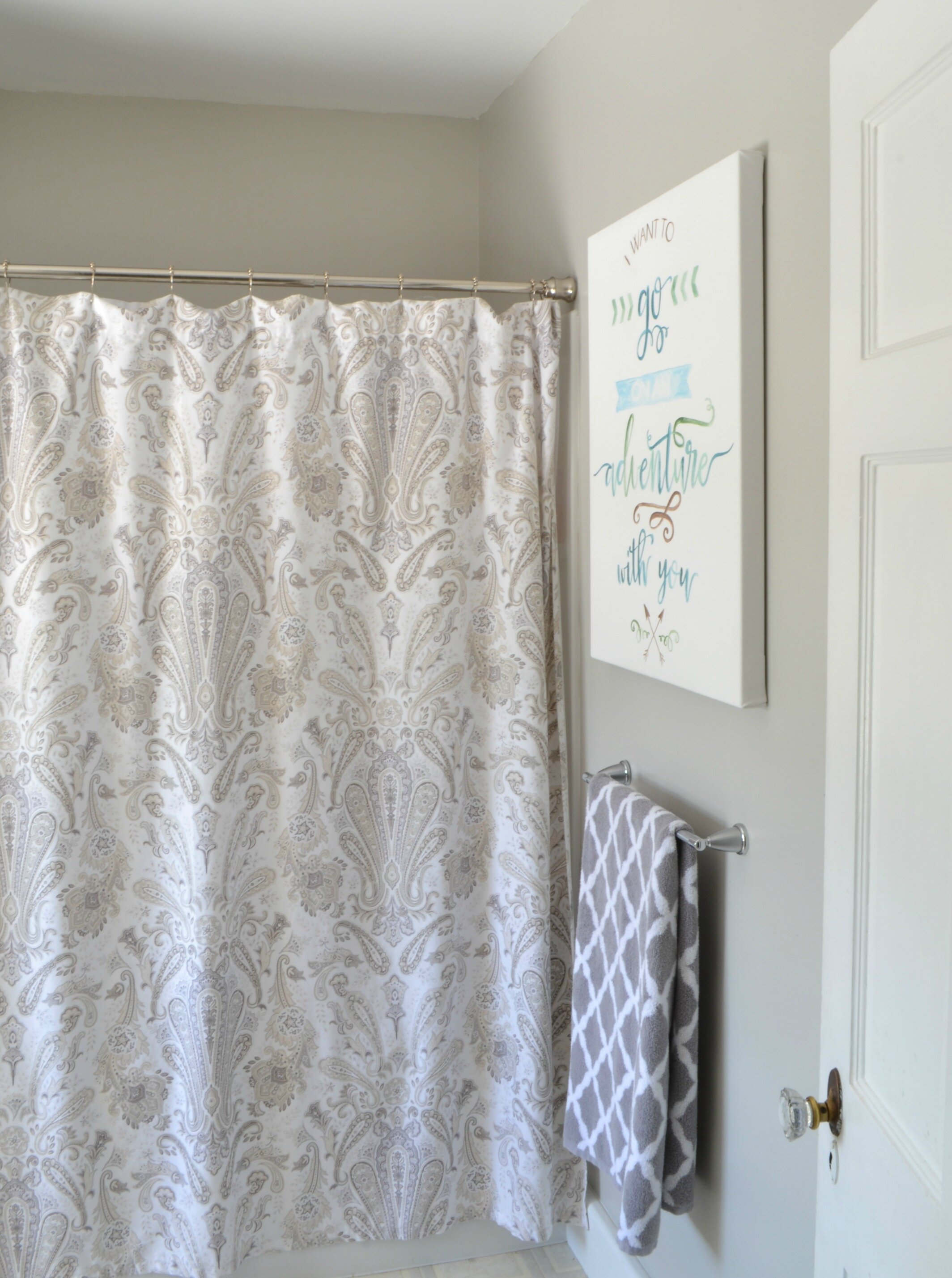 Curtain: Bathroom Curtain Rods | Restoration Hardware Shower ...