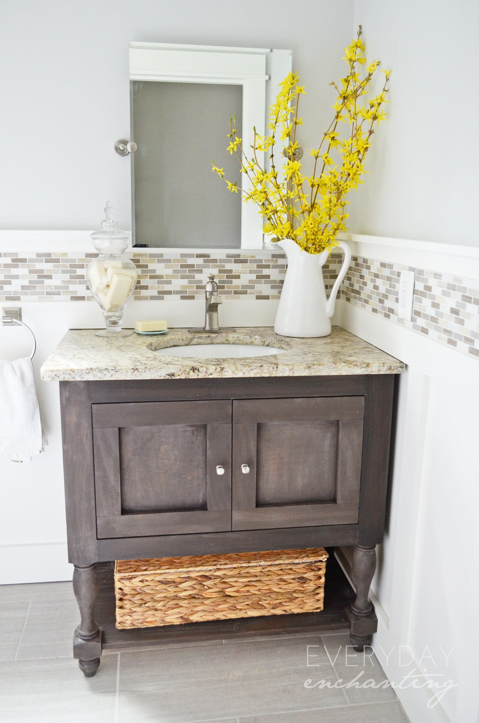 Girls Vanities | Pottery Barn Vanity | Washstand Sink