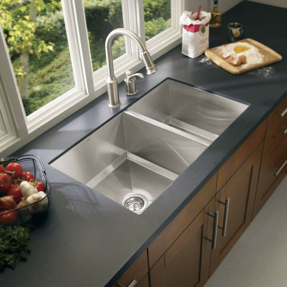 Home Depot Kitchen Sinks Stainless Steel | Kitchen Sinks Stainless Steel | Drainboard Kitchen Sink Stainless Steel