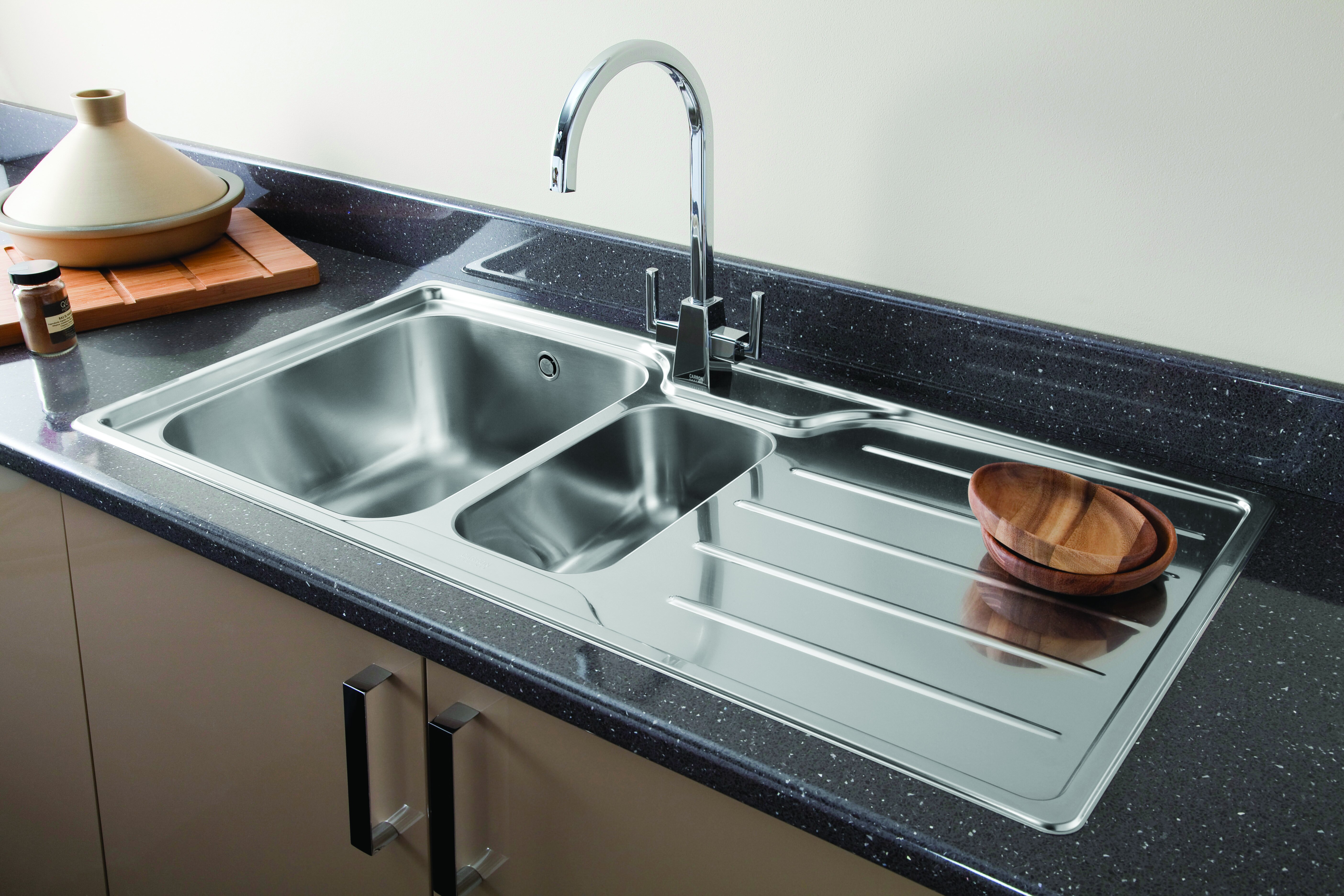 Kitchen Sink Stainless Steel Undermount | Kitchen Double Sinks Stainless Steel | Kitchen Sinks Stainless Steel