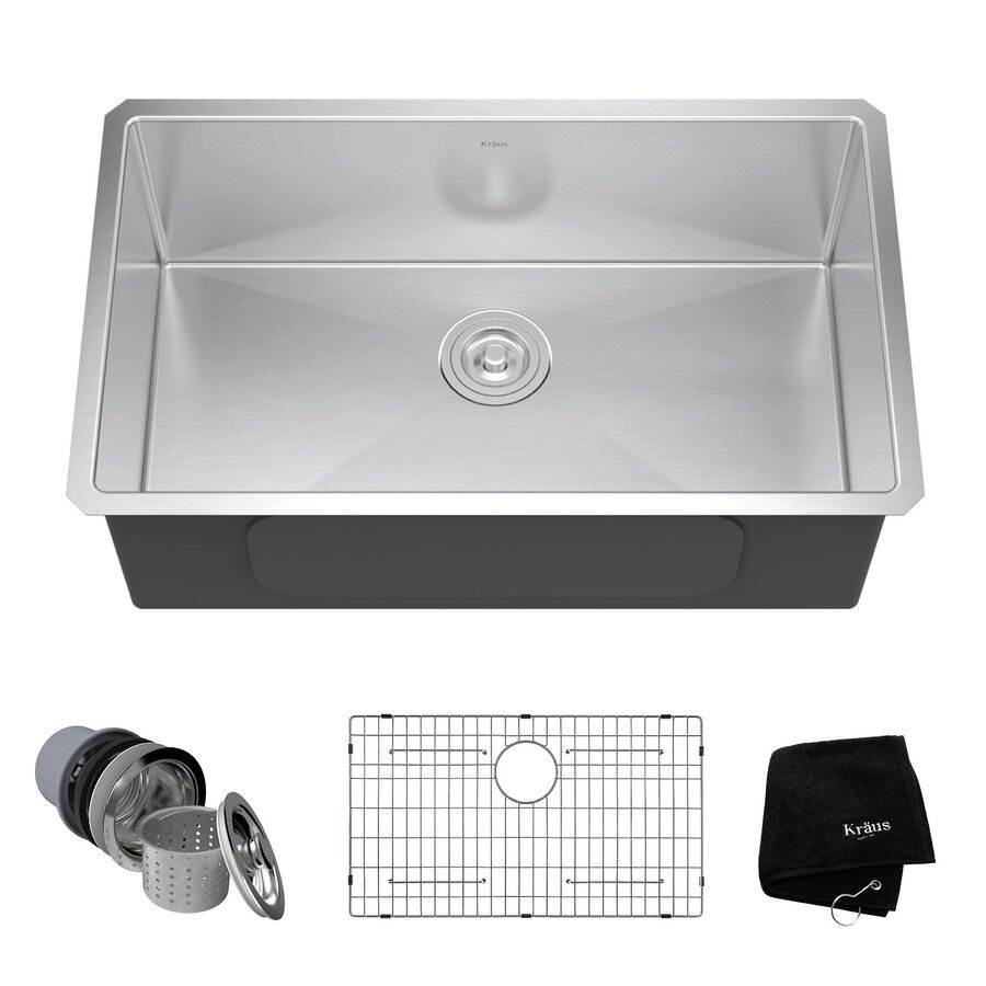 Kitchen Sinks Stainless Steel | Buy Stainless Steel Kitchen Sink | Brushed Stainless Steel Sinks Kitchen