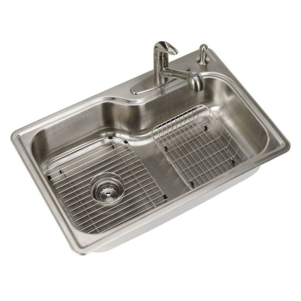 Kitchen Sinks Stainless Steel | How Do You Clean A Stainless Steel Kitchen Sink | Lowes Kitchen Sinks Stainless Steel
