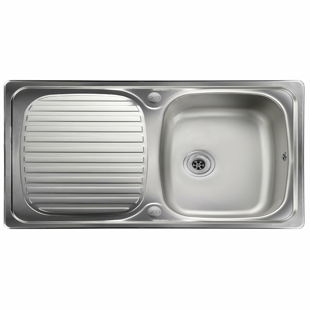 Kitchen Sinks Stainless Steel | Kitchen Sink Stainless Steel | Large Stainless Steel Kitchen Sinks