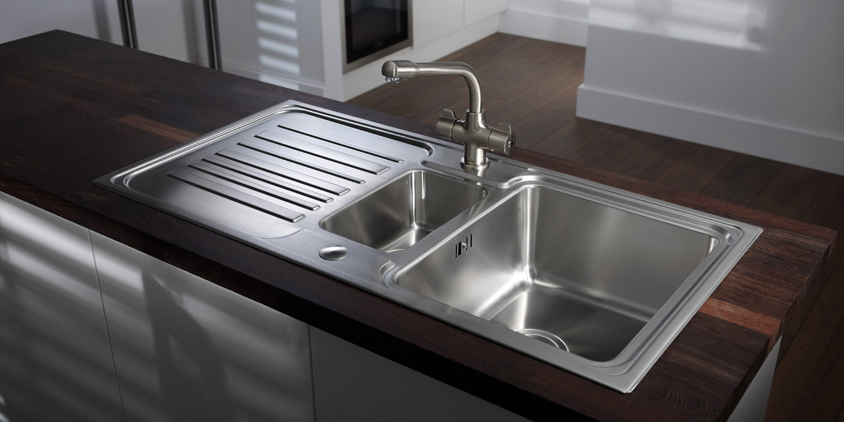 Cozy Kitchen Sinks Stainless Steel for Traditional Kitchen Design: Kitchen Sinks Stainless Steel | Kitchen Sink Stainless Steel | Stainless Steel Farmhouse Kitchen Sink