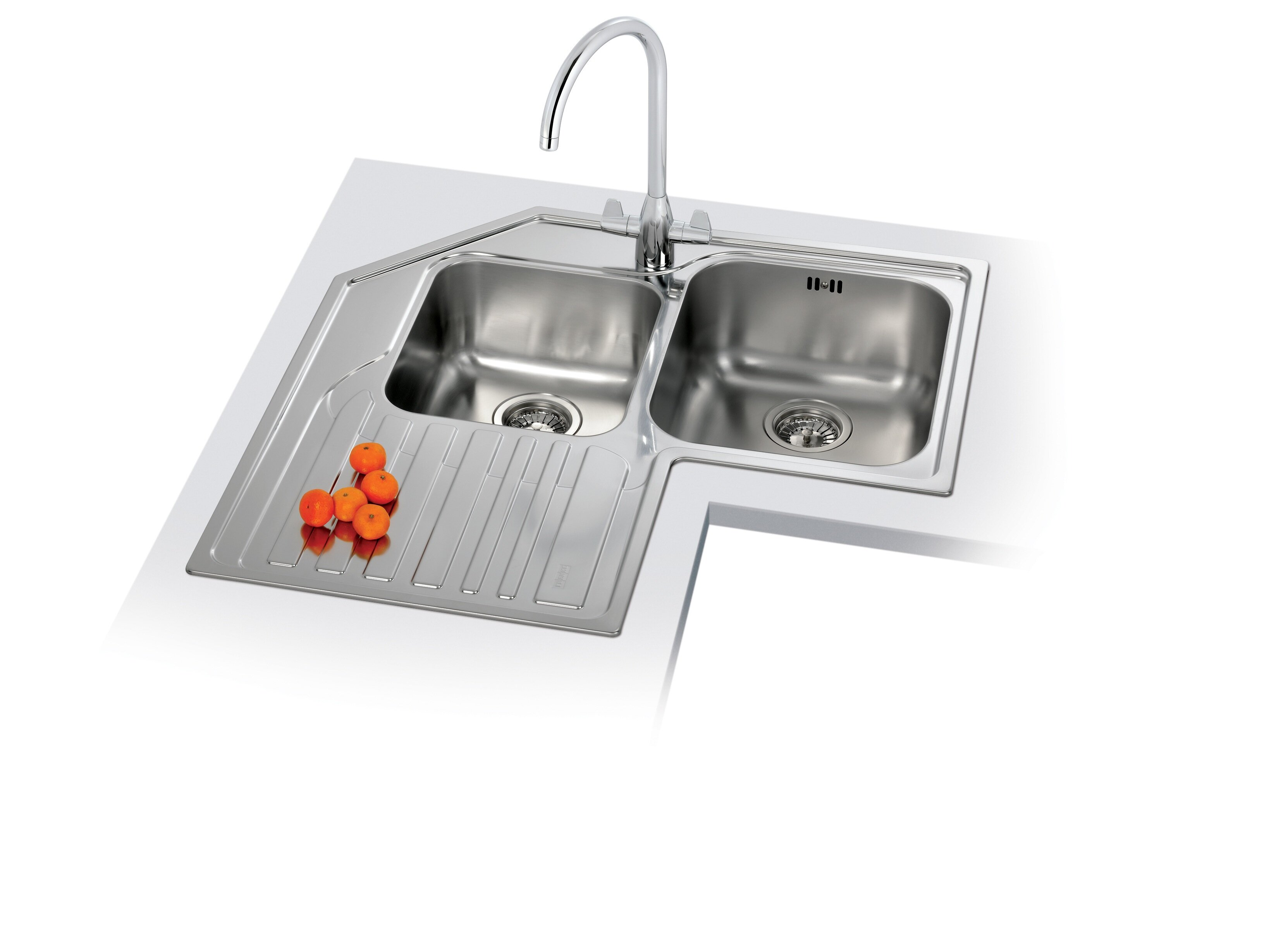 Kitchen: Kitchen Sinks Stainless Steel | Undermount Stainless Steel ...