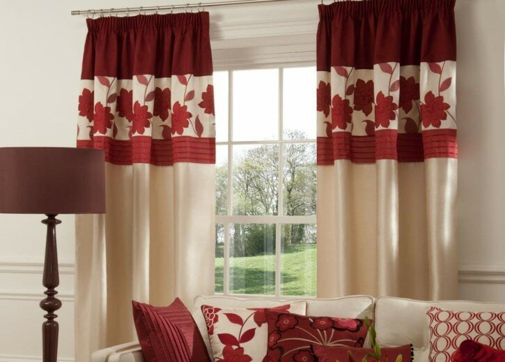 Kitchen Window Treatments Valances | Valance Curtains | Living Room Valances