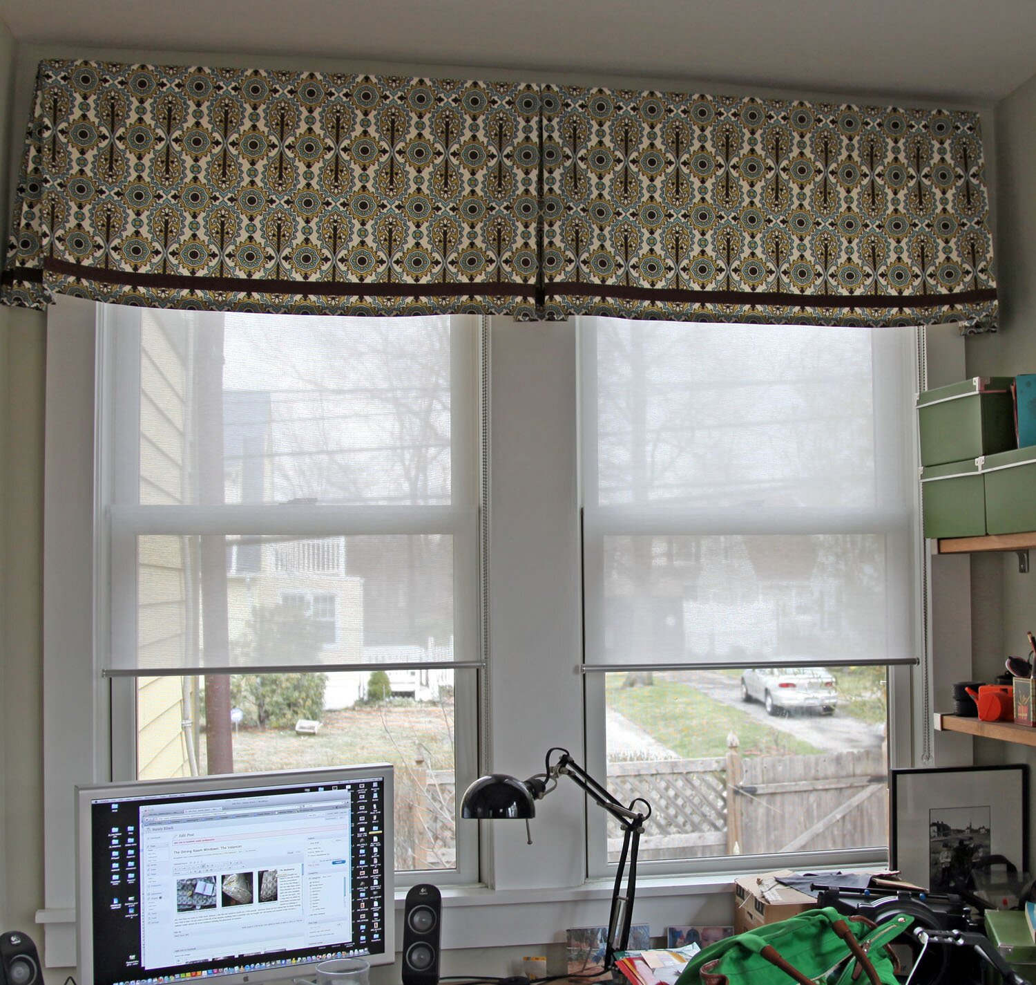 Living Room Valances | Bedroom Window Valances | Bedroom Valances For  Windows