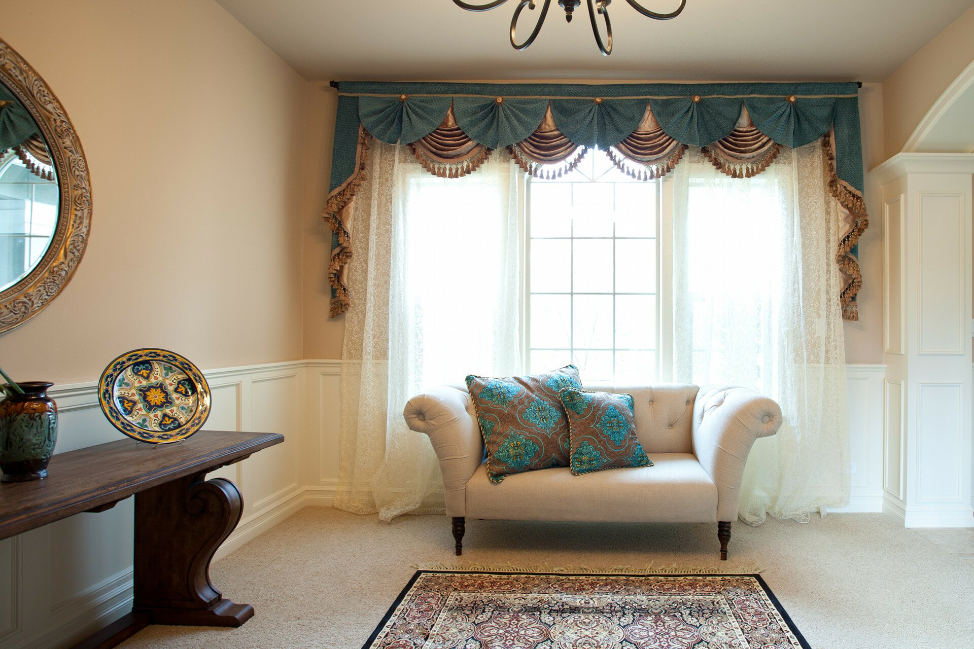Living Room Valances | Curtain Valances for Living Room | Valance Curtains for Bedroom