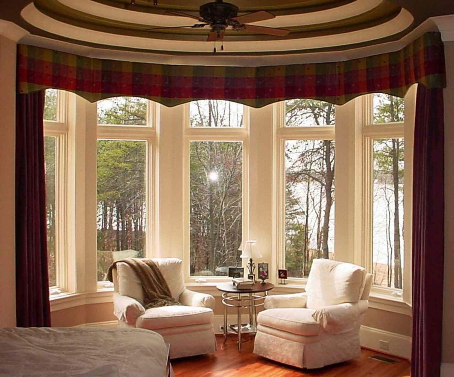 Living Room Valances | Fancy Window Valances | Livingroom Valances