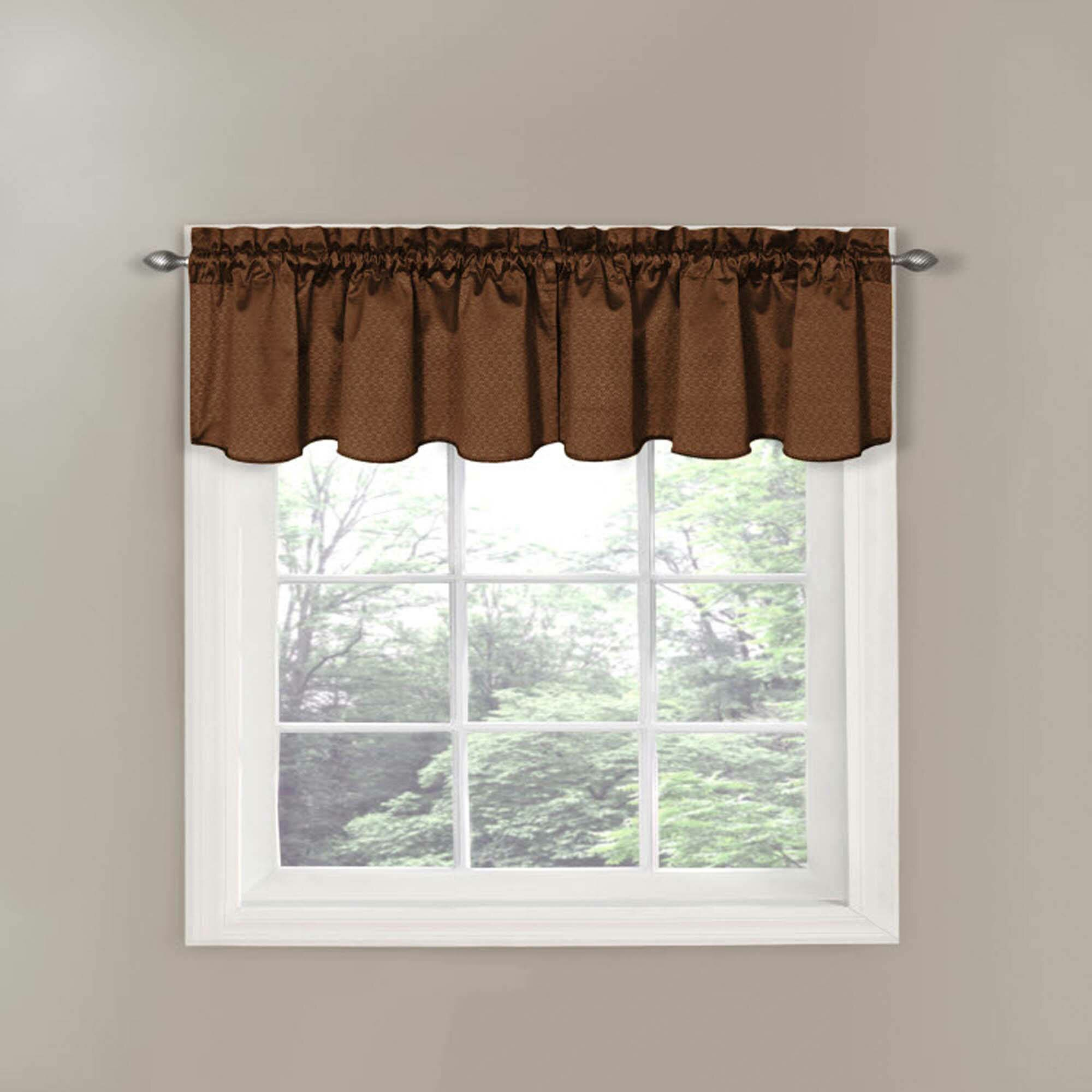 Living Room Valances | Small Valances for Windows | Bedroom Valances for Windows