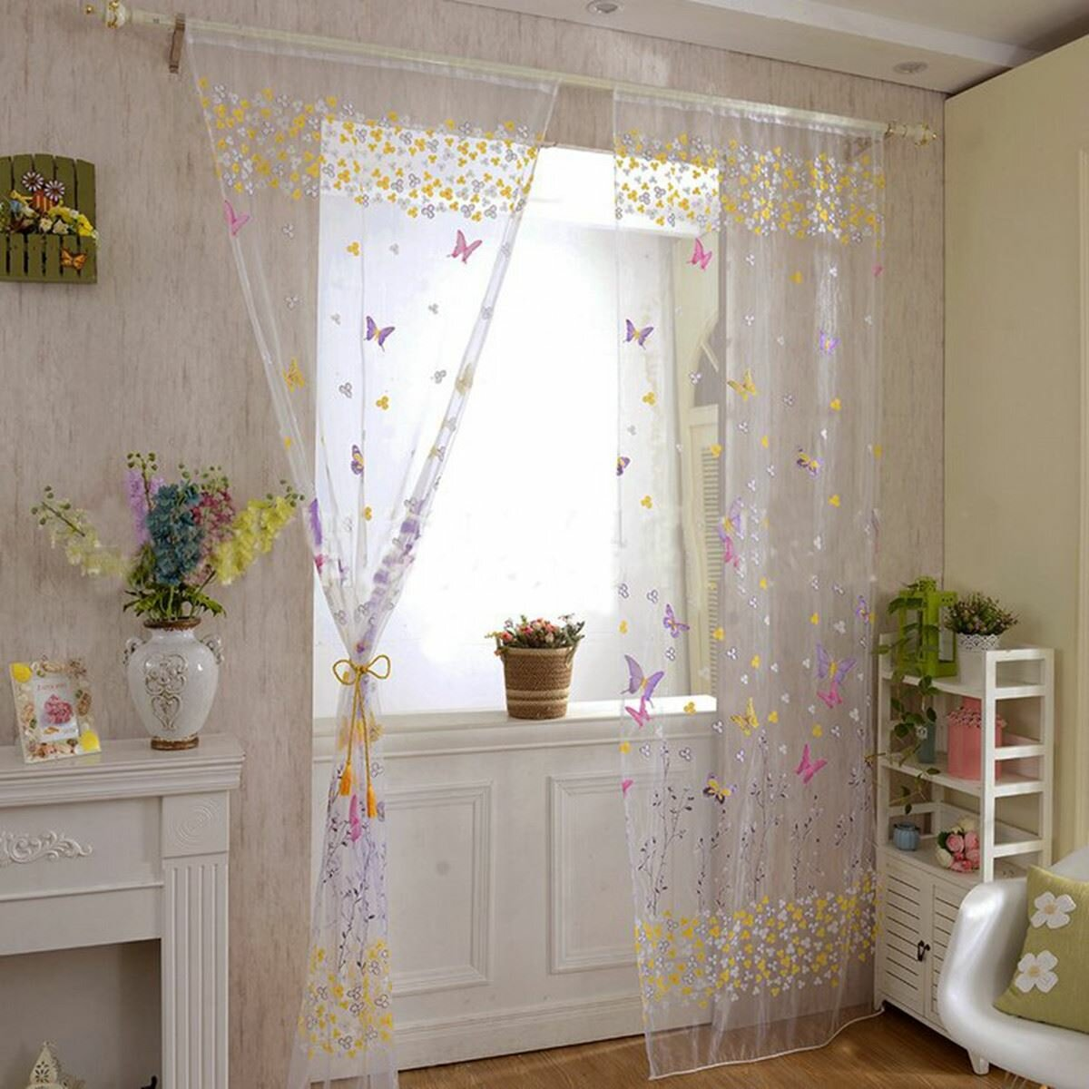 14 Living Room Window Designs Decorating Ideas: Curtain: Cute Living Room Valances For Your Home
