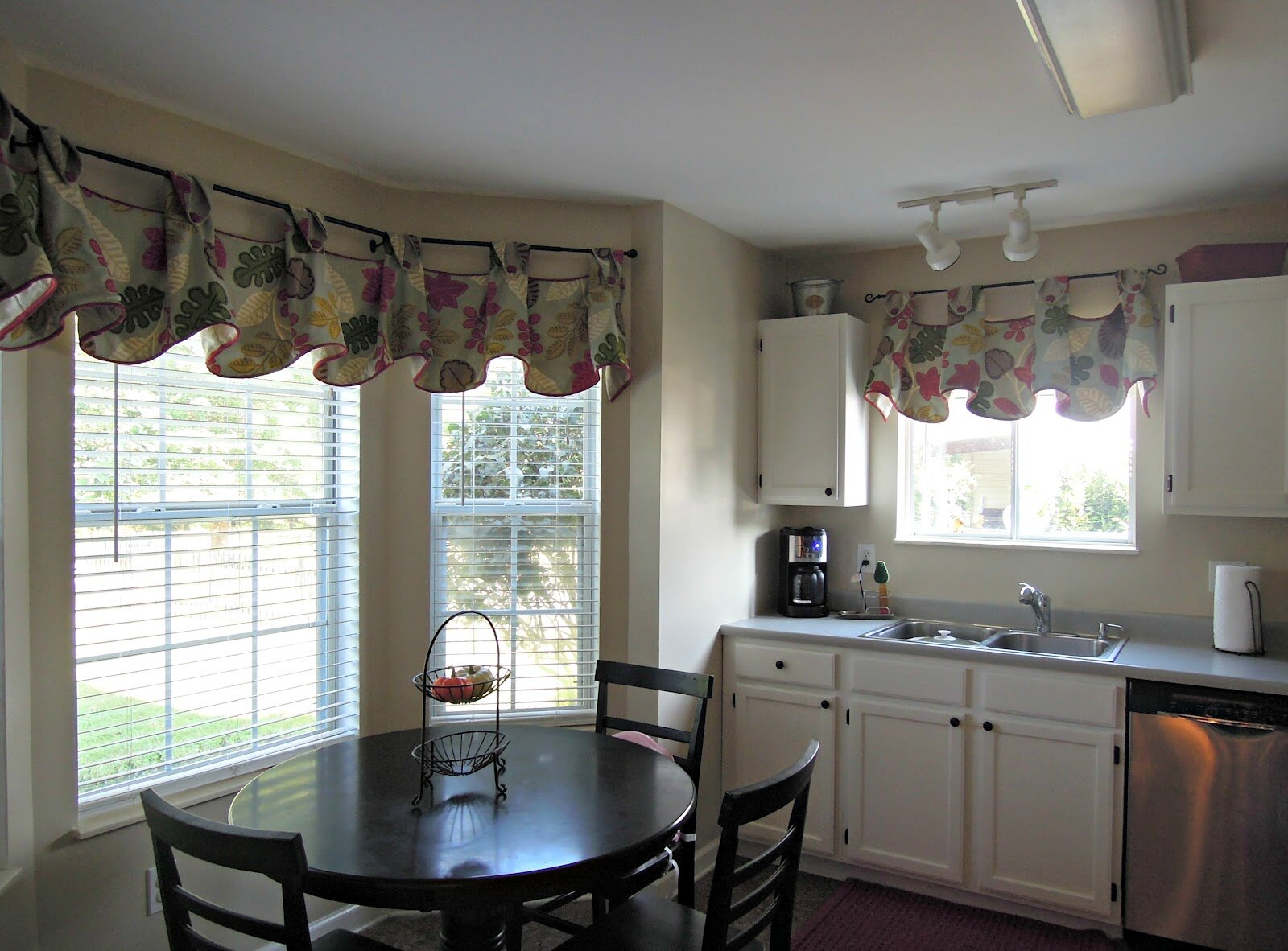 Living Room Valances | Valance for Windows | Bedroom Window Valances