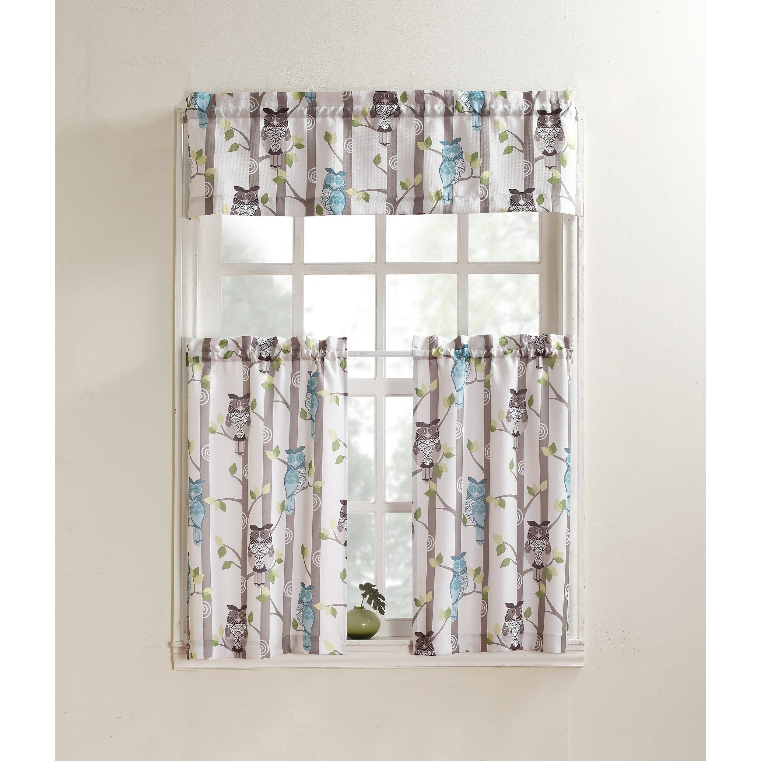 Living Room Valances | Window Curtains and Valances | Window Treatments with Valances