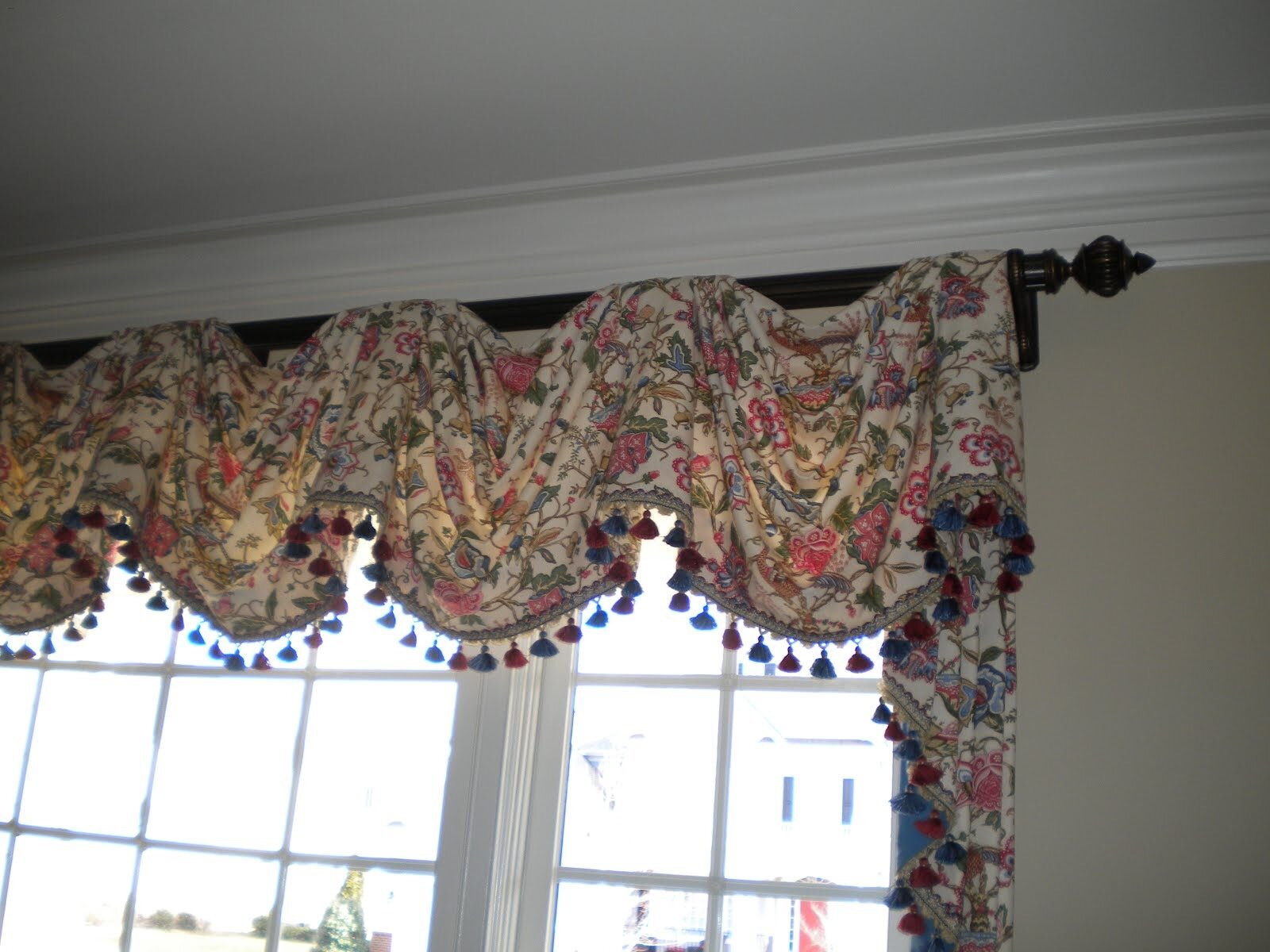 Cute Living Room Valances for Your Home Decorating Ideas: Living Room Valances | Window Curtains Valances | Short Valances