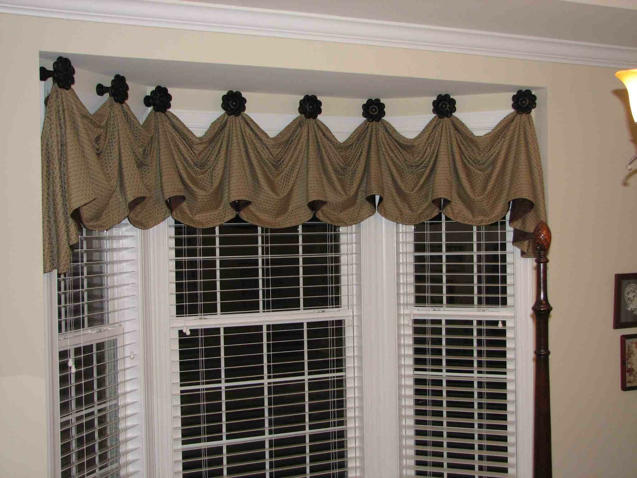 Living Room Valances | Window Valance Treatments | Valances Living Room