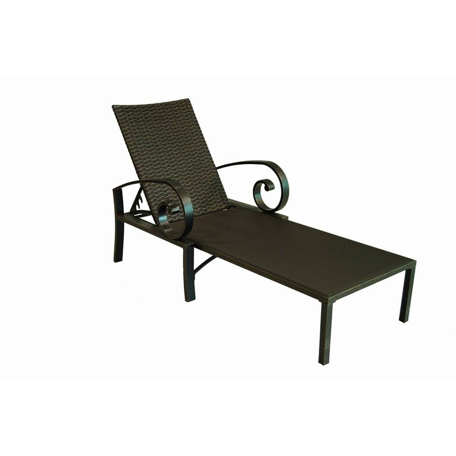Lowes wicker lounge chairs furniture lowes lounge chairs for Outdoor lounge furniture