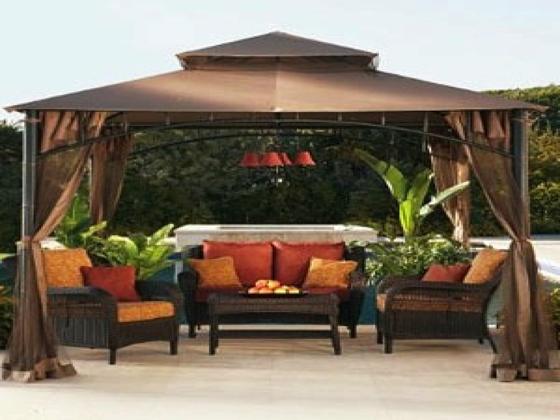 Furniture exciting lowes lounge chairs for cozy outdoor for Backyard pool furniture
