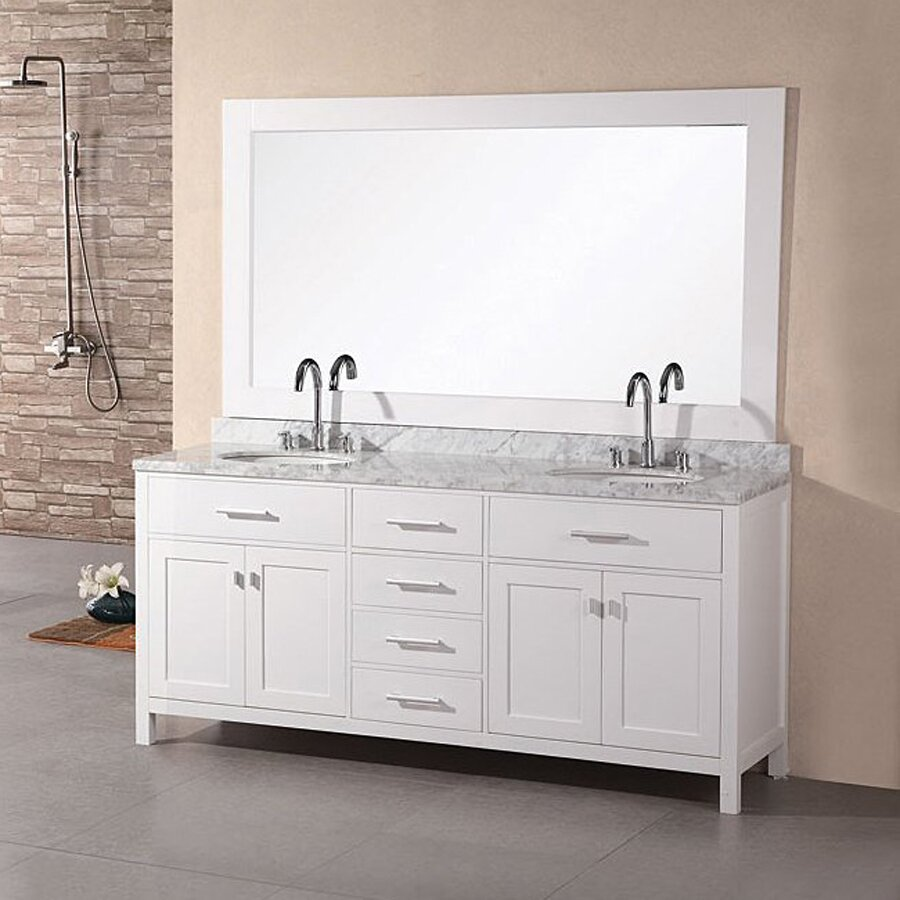 Bathroom pottery barn bathroom vanities pottery barn for Cabinets and vanities