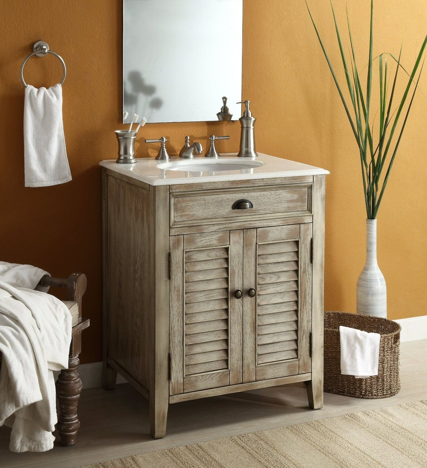 Pottery Barn Vanity for Bathroom Cabinet Design Ideas: Pottery Barn Sinks | Pottery Barn Bath Vanities | Pottery Barn Vanity