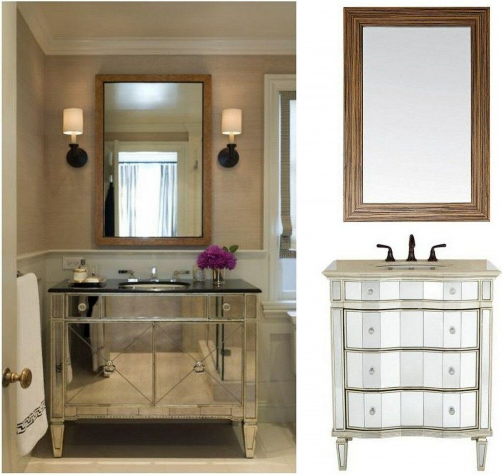 Pottery Barn Vanity | Farmhouse Bathroom Vanity | Pottery Barn Console Sink
