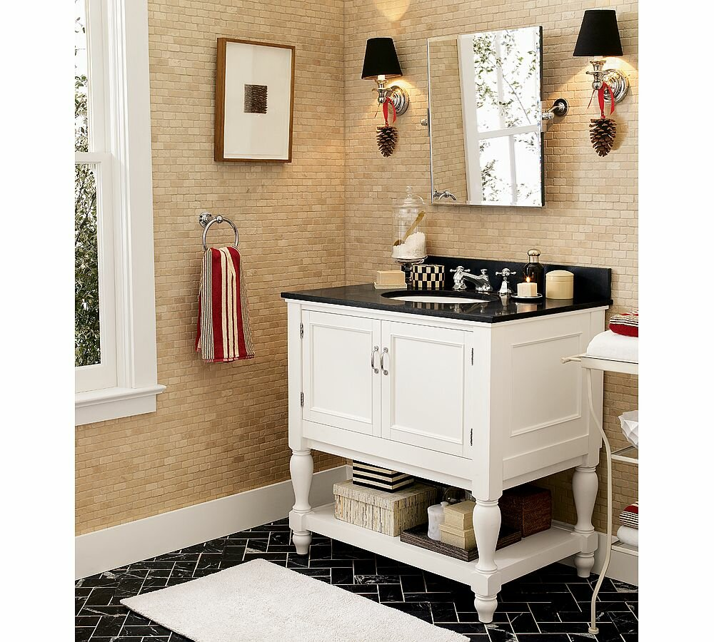 Bathroom Exciting Bathroom Vanity Design With Cheap Vessel Sinks