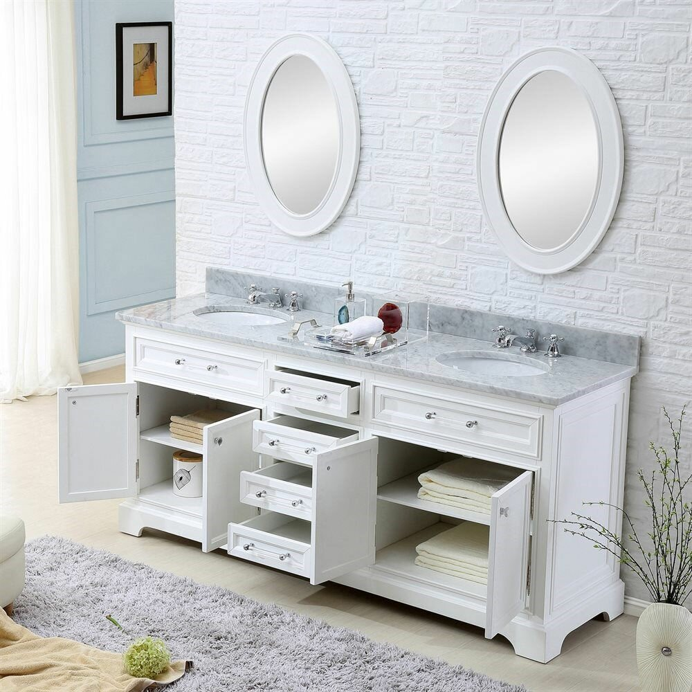 Pottery Barn Vanity for Bathroom Cabinet Design Ideas: Potterybarn Vanity | Pottery Barn Sinks | Pottery Barn Vanity