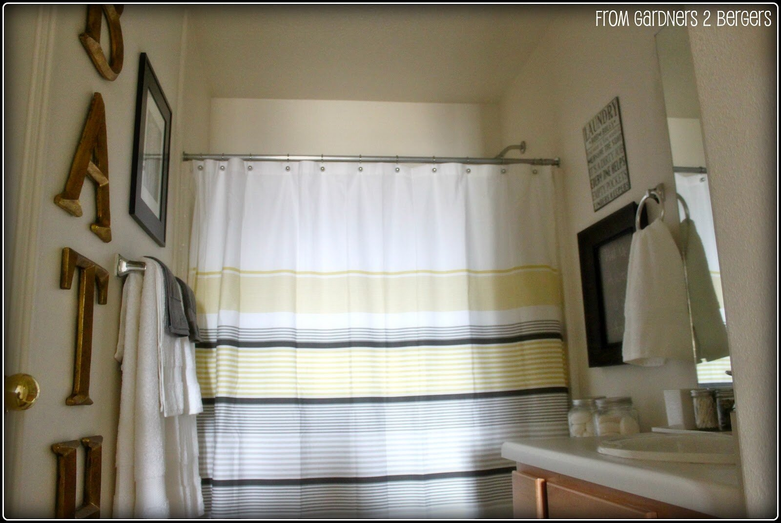 Restoration Hardware Shower Curtain | Bathroom Curtain Rods | Ivory Shower Curtain