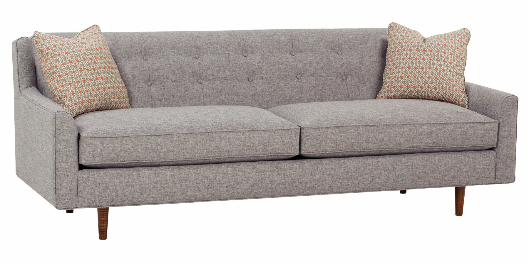 Danish modern sofas catchy mid century modern sleeper sofa for Contemporary sectional sofas