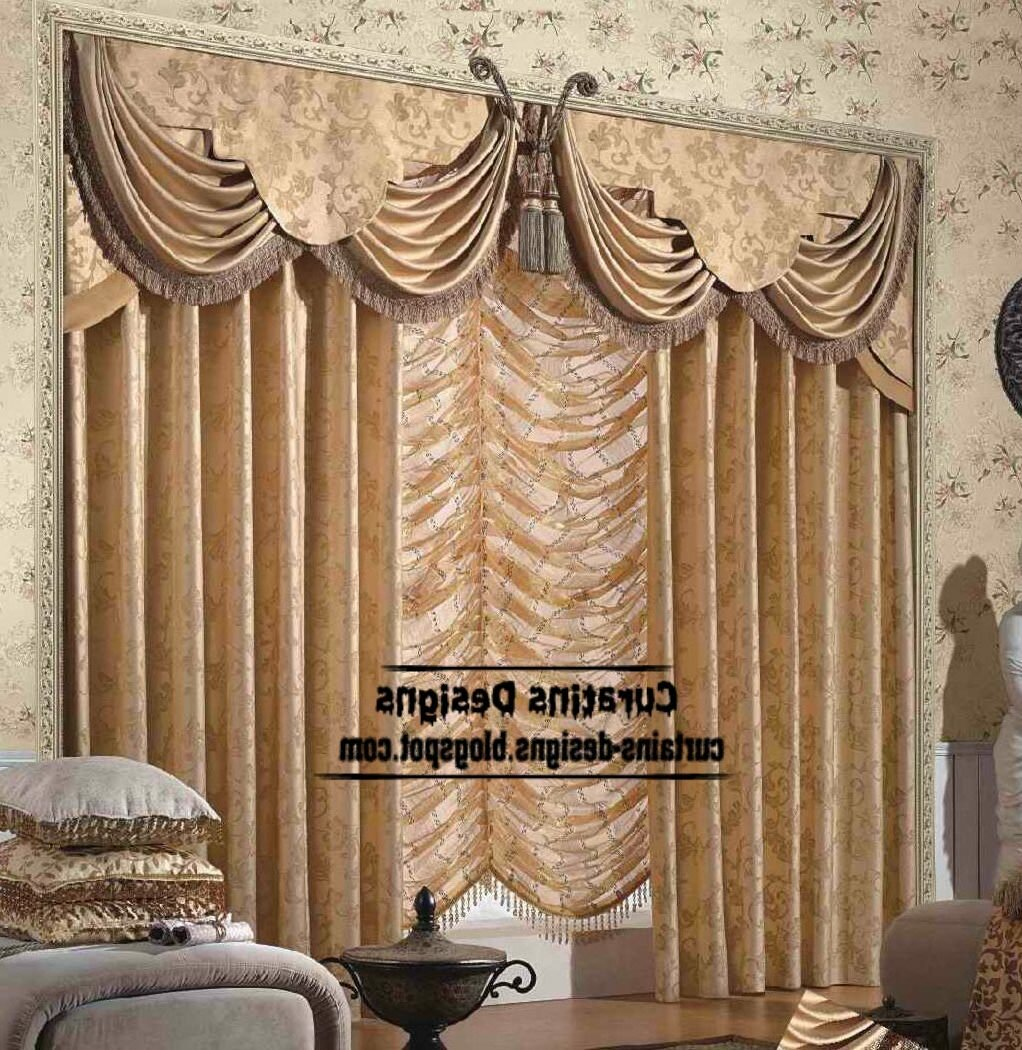 Home Design Ideas Curtains: Curtain: Cute Living Room Valances For Your Home