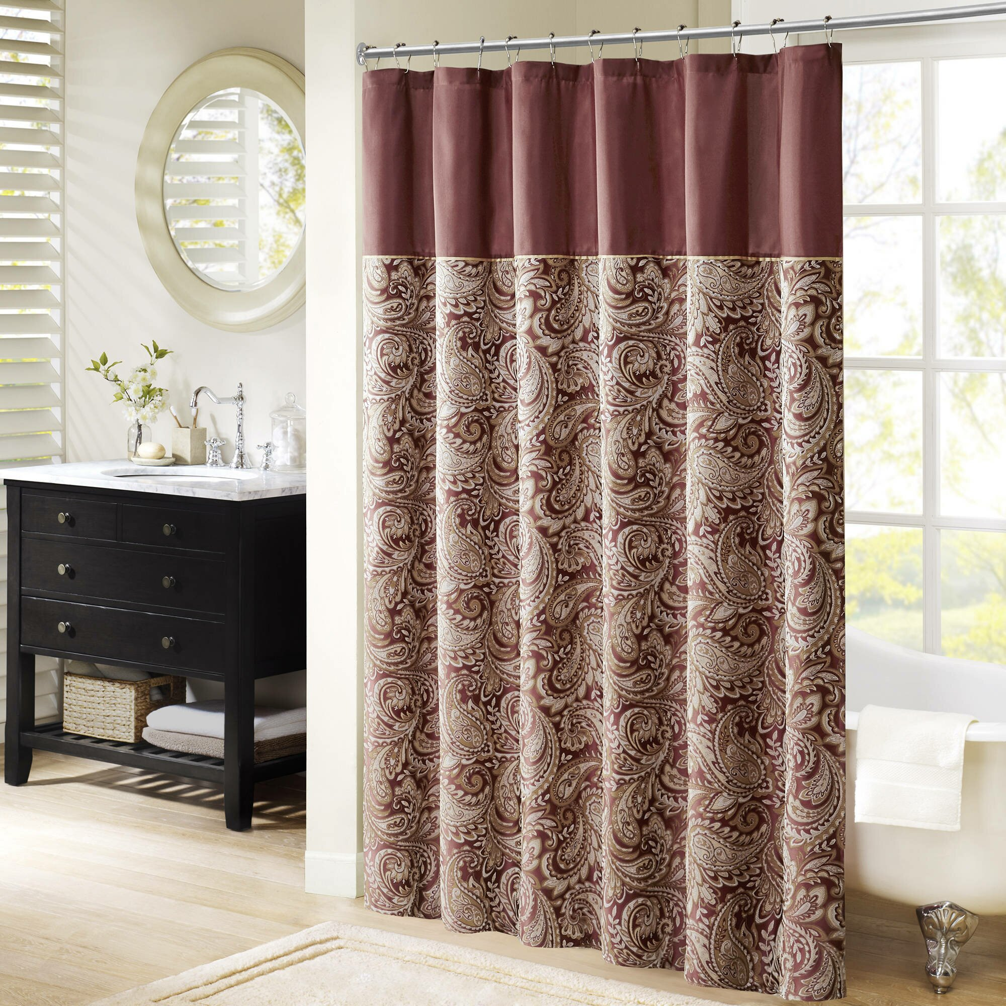 Shower Curtains in Walmart | Walmart Shower Curtain | Christmas Shower Curtains Walmart