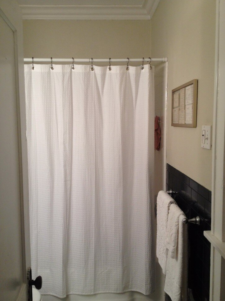 Shower Curtains Linen | Natural Linen Shower Curtain | Restoration Hardware Shower Curtain
