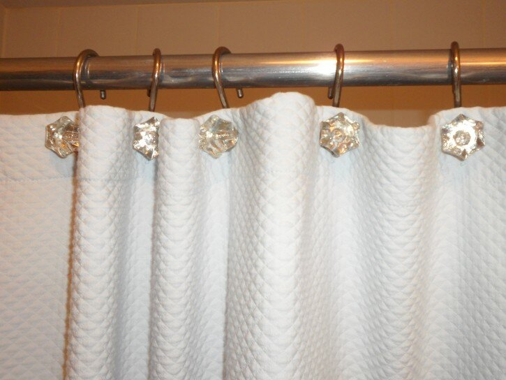 Shower Curtains Rods | Tall Shower Curtain | Restoration Hardware Shower Curtain