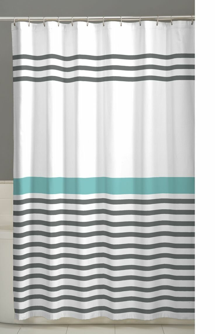 Interesting Bathroom Decor Ideas with Restoration Hardware Shower Curtain: Shower Rods | Restoration Hardware Shower Curtain | Ivory Shower Curtain