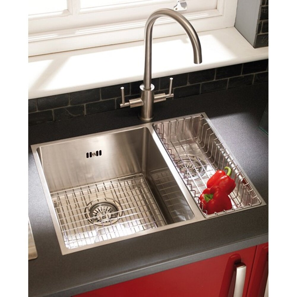 Stainless Steel Kitchen Sink With Drainboard | Stainless Steel Kitchen Sinks Undermount | Kitchen Sinks Stainless Steel