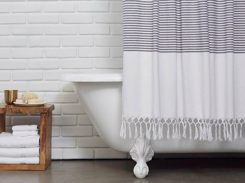 Teenage Bathroom Shower Curtains | Restoration Hardware Shower Curtain | Screw in Shower Curtain Rod